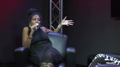 Kristi Castlin in the KISS 104.1 Live Lounge - Part 2.mp4