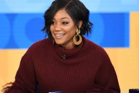 Tiffany Haddish rocks shaved head after giving herself a quarantine cut