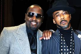 Johnny Gill shares his management style for Ralph Tresvant's solo return