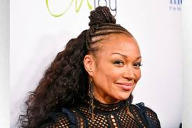 Chanté Moore is engaged to former BET executive Stephen Hill