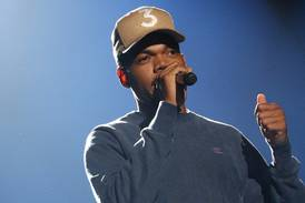 Chance the Rapper suggests he supports Kanye West's presidency bid