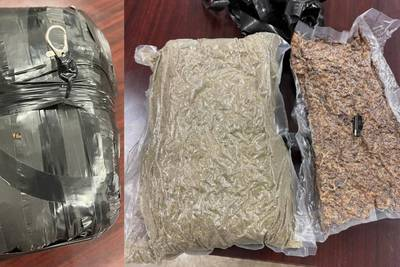 Drug-filled package meant for Virginia prison dropped outside school, deputies say