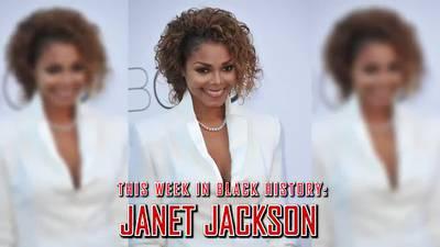 This Week in Black History: Janet Jackson