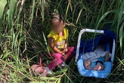Border Patrol agents rescue 2 small children abandoned on Rio Grande