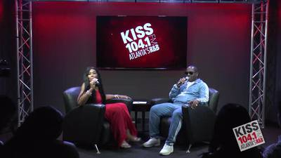 KISS 104.1 Live Lounge - Johnny Gill Part 1.mp4