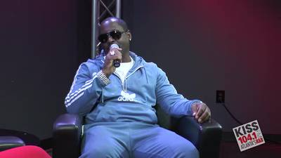 KISS 104.1 Live Lounge - Johnny Gill Part 5.mp4
