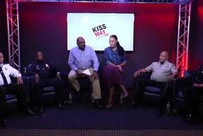 Frank Ski: Crime Town Hall with Metro Atlanta Law Enforcement Leaders