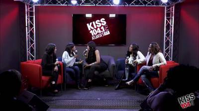 Married to Medicine Live Lounge Simulcast - Kiss 104.1 - Part 3